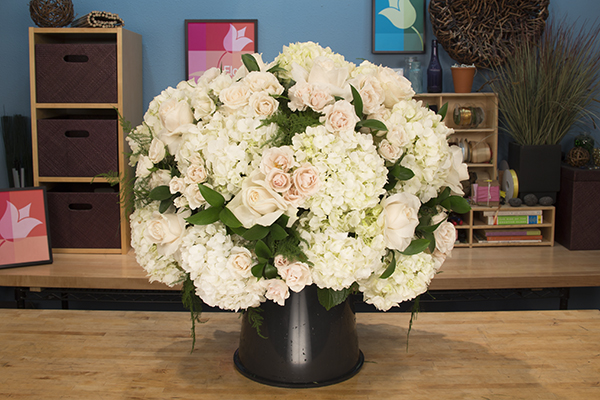 Floral Design Institute Tall Wedding Centerpiece Tall Wedding